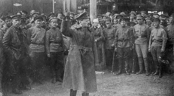 La revolución rusa de 1905 y la teoría de la revolución permanente: un debate historiográfico reciente