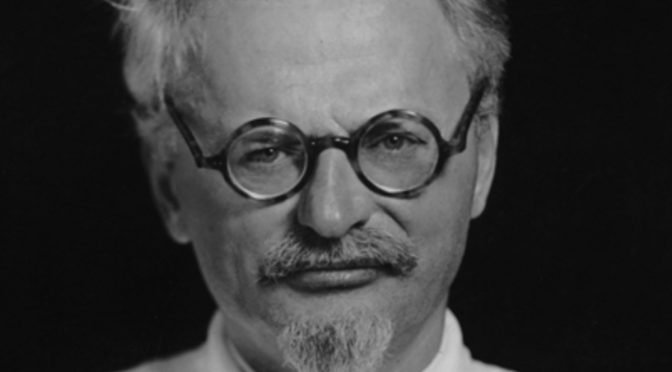 León Trotsky: «Lecciones de octubre»