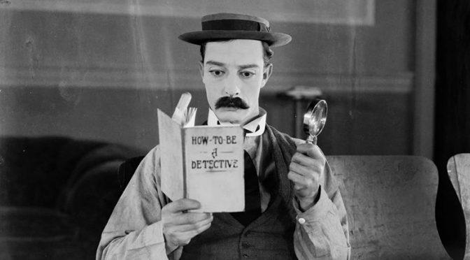 «Sherlock Jr.»: Los sueños de detective de Buster Keaton