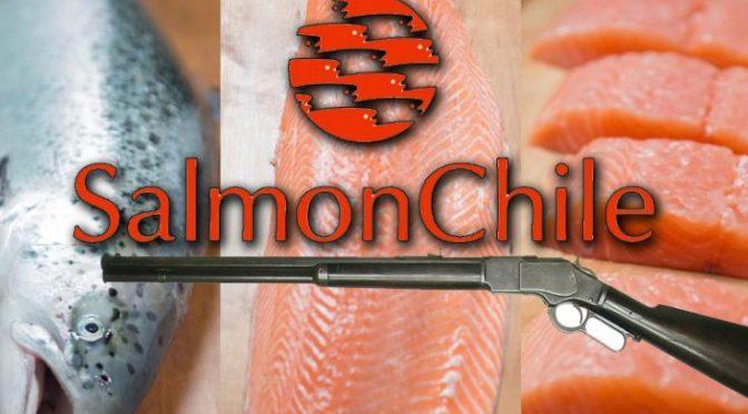 Patronal Salmón Chile se suma a ofensiva Anti-Mapuche de la «Multigremial del Rifle» en la Región de la Araucanía
