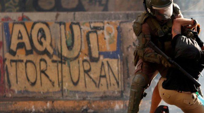 La ciudad de la furia, por un urbanismo insurgente