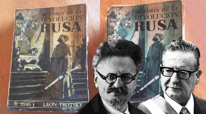 El día en que la URSS presionó a Allende para evitar la publicación en Chile de «La Revolución Rusa» de Trotsky