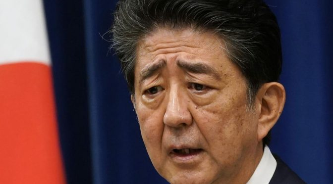 Japón en crisis: la renuncia de Abe Shinzo, un balance de su política económica