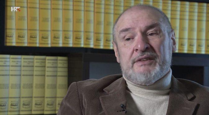Cuento de Antun Paveskovic: «¿Eso es todo?»