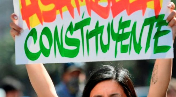 Reunido segundo Encuentro Nacional Constituyente de Valparaíso: un esfuerzo unitario que se debe replicar