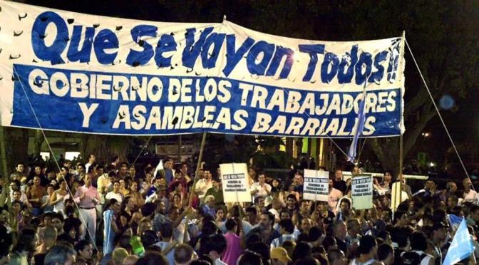 """Las asambLeas barrIaLes y La construccIón de Lo """"púbLIco no estataL"""": la experIencIa en La cIudad autónoma de buenos aIres"""