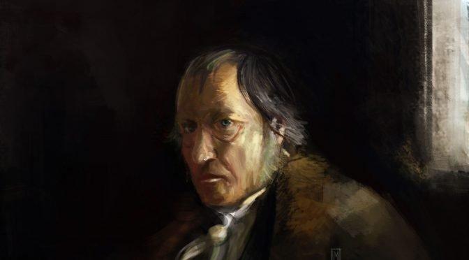 Hegel, filósofo de la historia