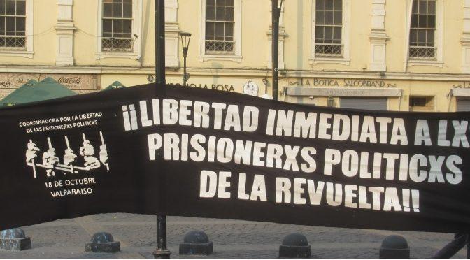 Este 5 de octubre: jornada nacional por la libertad de los presos políticos de la revuelta