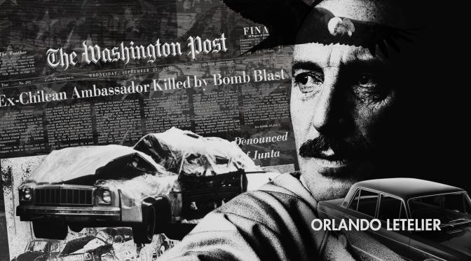 A 44 años de su asesinato: Orlando Letelier, no te olvidamos