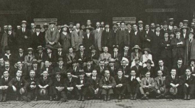 Un siglo desde la fundación del Partido Comunista en Gran Bretaña