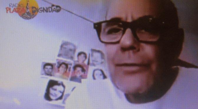 Ramiro desde la cárcel: «El 18 de octubre le dio la razón a los sectores más radicalizados, no le dio la razón a los pacos rojos»