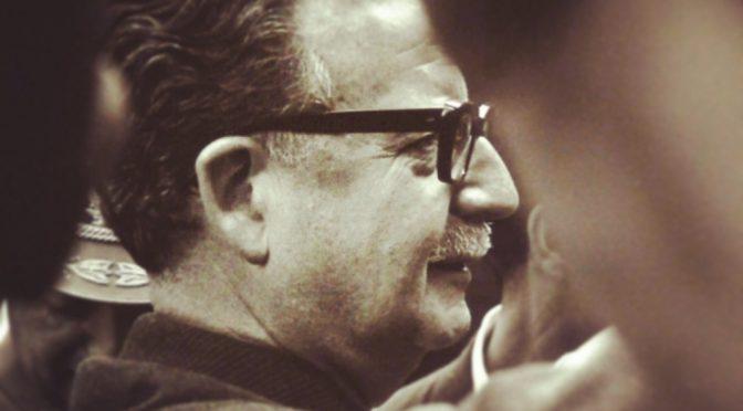 Poema de Salvador Allende