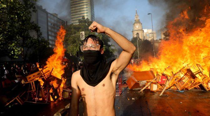 La necesidad del proceso revolucionario en Chile: el partido y el programa de la clase obrera