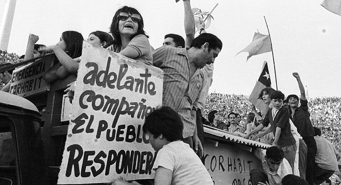 A 50 años de la Unidad Popular y el inicio de la Revolución Socialista en Chile
