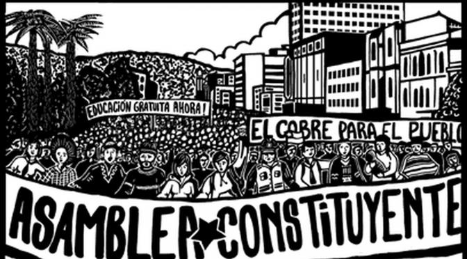 Contra toda la herencia de la dictadura. Por una Asamblea Constituyente Libre y Soberana