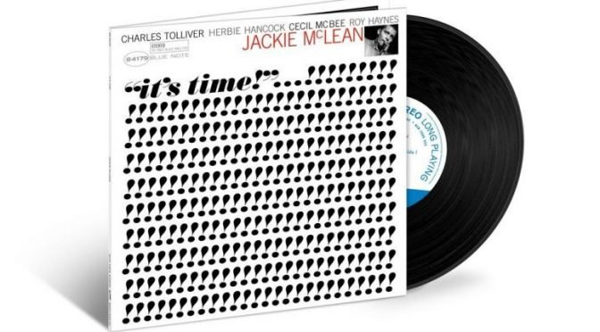 «It's Time», de Jackie Mclean: Un regalo auditivo y en vinilo