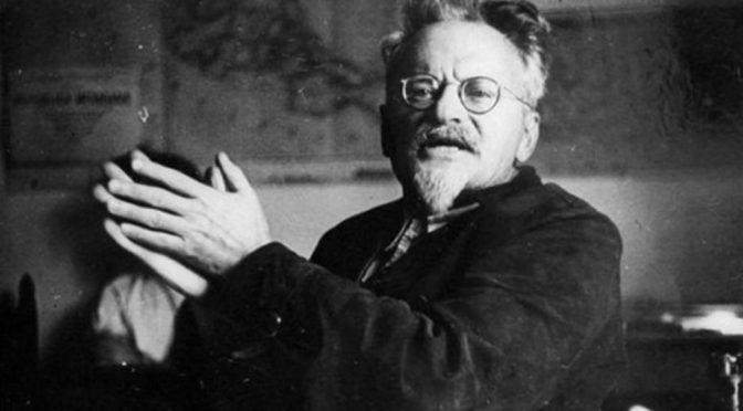 El último año en la vida de Trotsky
