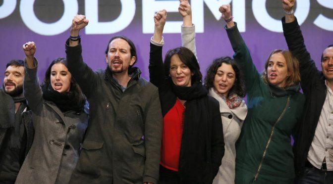 España: fulgor y ocaso de Podemos. Razones de un adiós