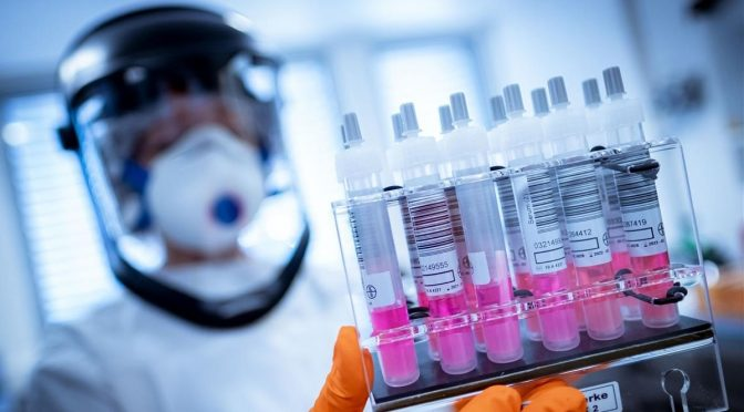 COVID y vacunas transgénicas