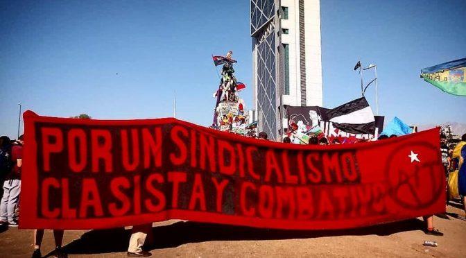 Los trabajadores clasistas no seremos parte del fraude constitucional de la patronal