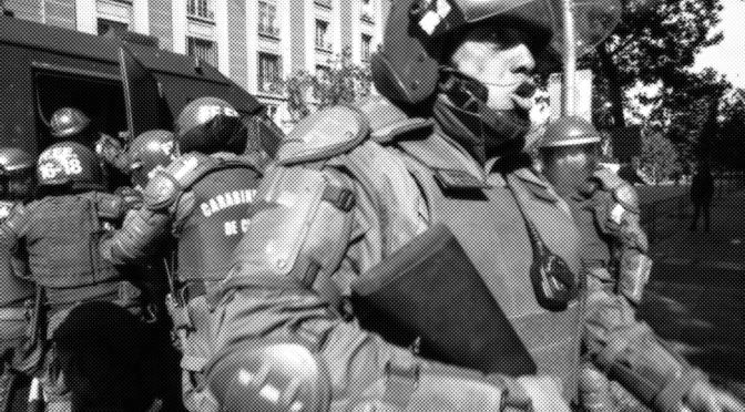 La  historia criminal de carabineros de Chile