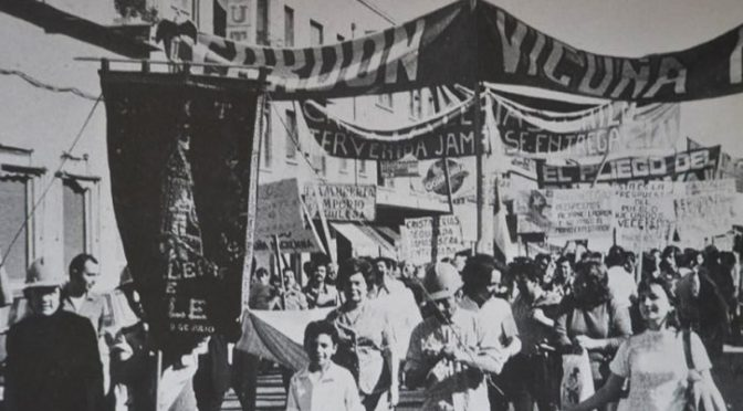 La «Comuna» chilena de 1972