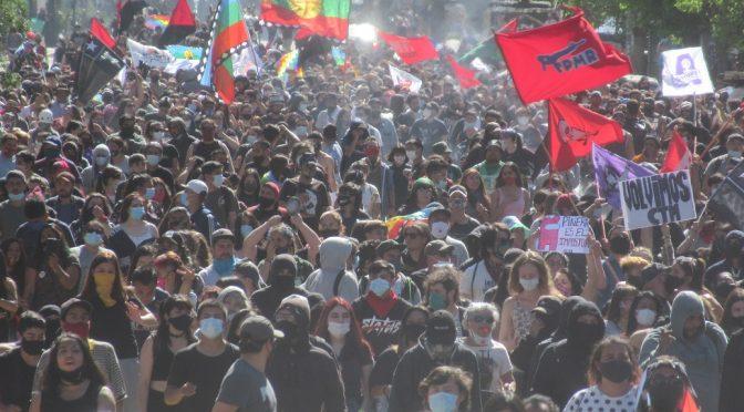 Reencuentro rebelde en Valparaíso