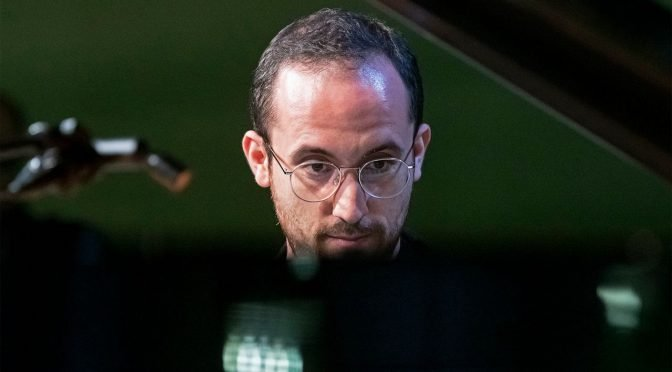 Pianista Igor Levit y la defensa de cultura contra el fascismo