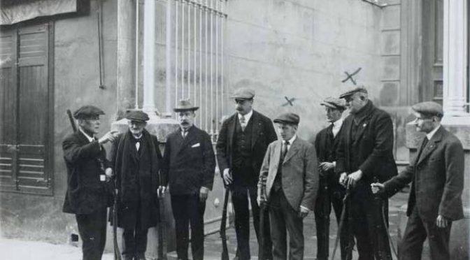 El impacto del fascismo italiano en Barcelona: el centenario