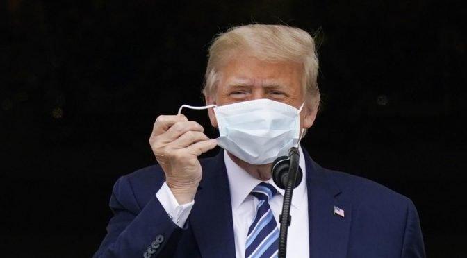EEUU: la política de «inmunidad colectiva» de Trump y el terrorismo de derecha