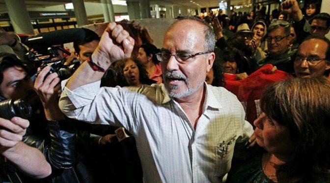Jaime Castillo, ex prisionero político: «En la revuelta está la semilla que sembramos durante años de lucha»
