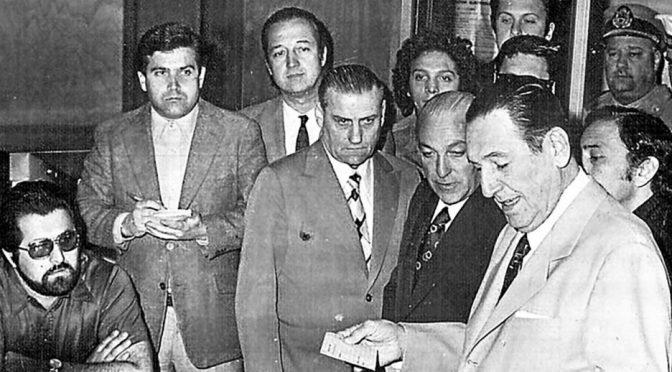 Los crímenes de Perón: terrorismo de Estado para «depurar»