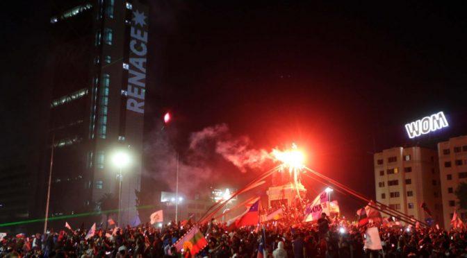 Paliza al Rechazo: el abrumador triunfo del apruebo es revocatorio, Piñera debe renunciar!!!
