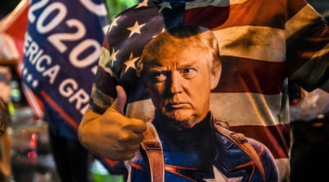 EE.UU.: la victoriosa derrota de Donald Trump