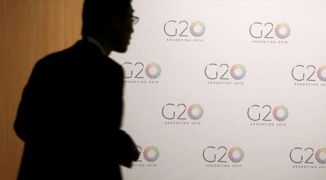 G20: la solución de la deuda