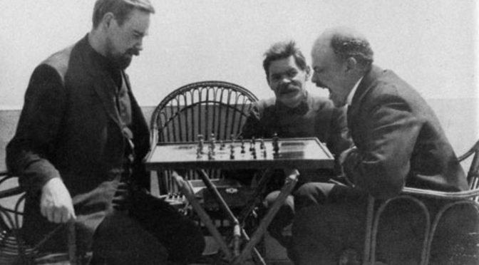 León Trotsky: «El ABC de la dialéctica marxista»