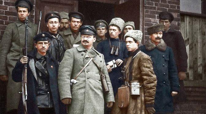 León Trotsky: ¿ Qué fue la Revolución Rusa?