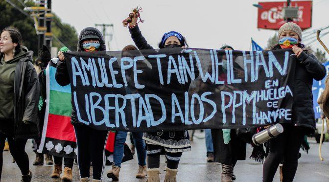 La CAM llama a la lucha y resistencia contra el gran capital