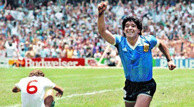 Maradona: el mito como obturador de la realidad