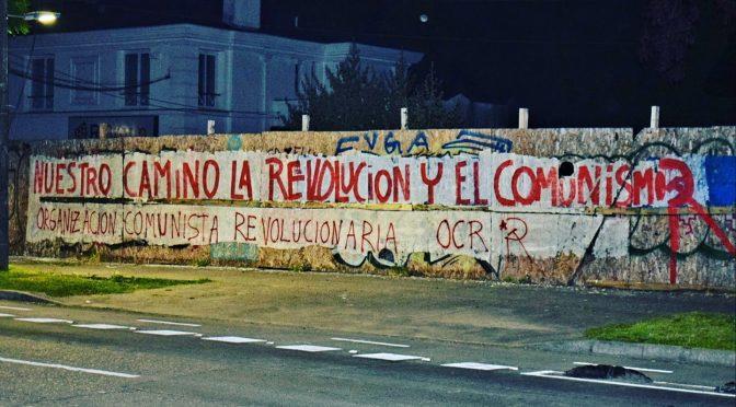 Octubre no se cierra con el plebiscito: a la clase trabajadora solo nos queda organizarnos y luchar por una sociedad sin clases