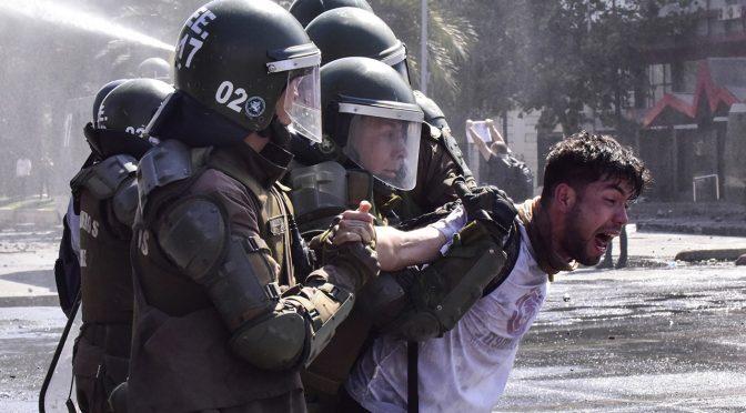 Chile: el pueblo en la trampa