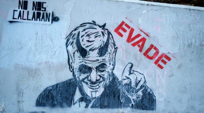 La dictadura de Sebastián Piñera sin eufemismos