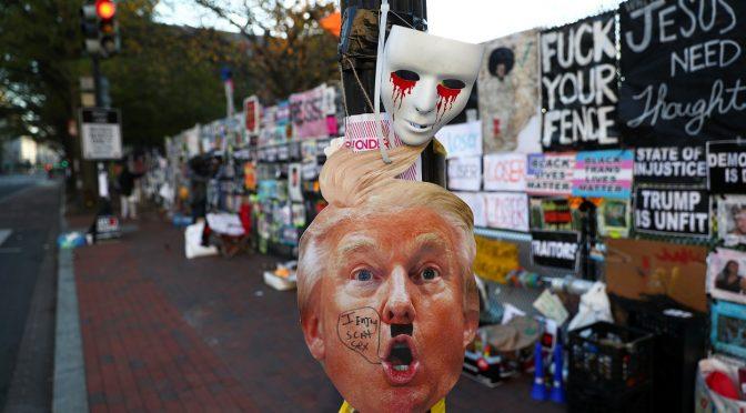 Elecciones de EE.UU. 2020: el desastre de la democracia burguesa norteamericana