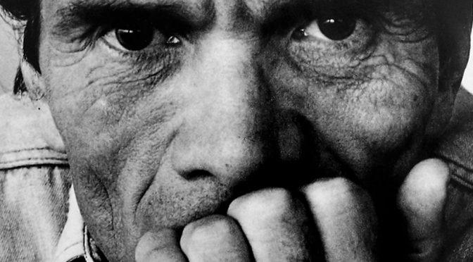 Última entrevista a Pasolini: «Todos estamos en peligro»