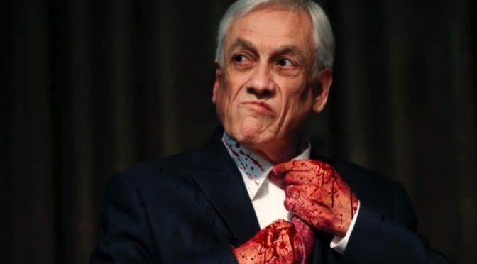 ¡Todos como un solo puño a golpear a Piñera!