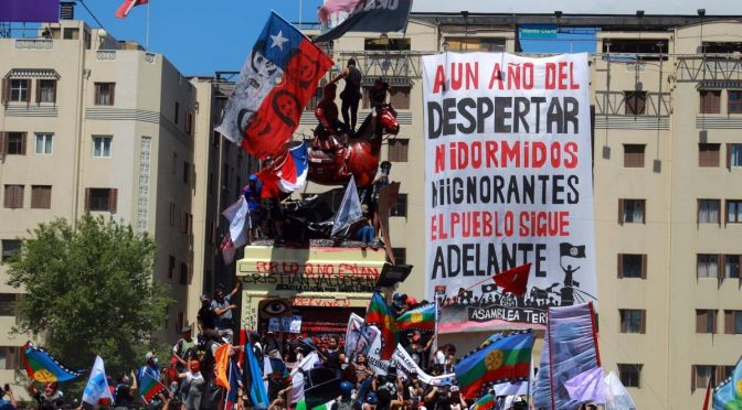 La urgente unidad por una Asamblea Constituyente desde las bases, libre y soberana