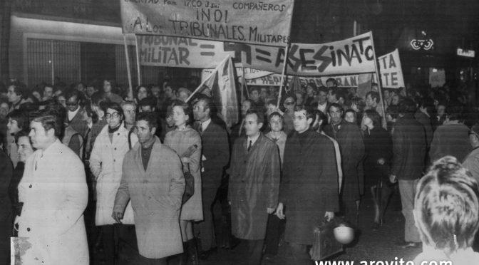 España: a 50 años del Juicio de Burgos, comienza el fin de la dictadura franquista