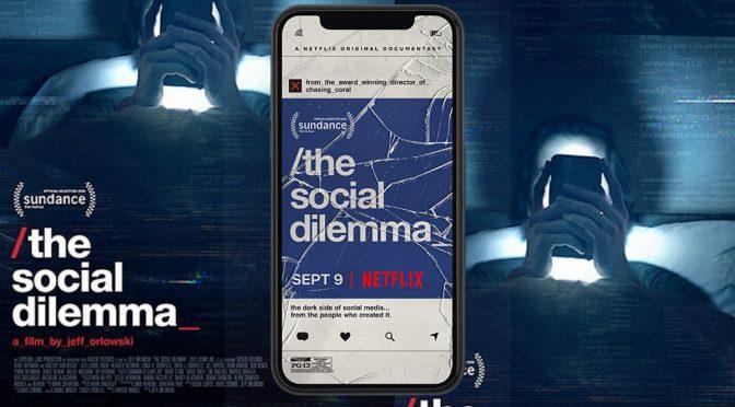 Netflix: documental «El Dilema Social», la maldición de las redes sociales