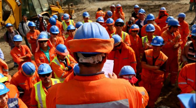 Reimpulsar las demandas de los trabajadores