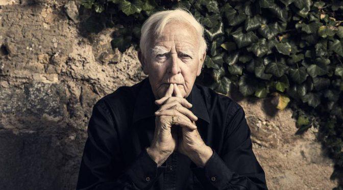 John le Carré (1931–2020): espía y autor de novelas de espionaje